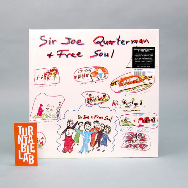 Sir Joe Quarterman: Sir Joe Quarterman & Free Soul (Colored Vinyl) Vinyl LP (Record Store Day)