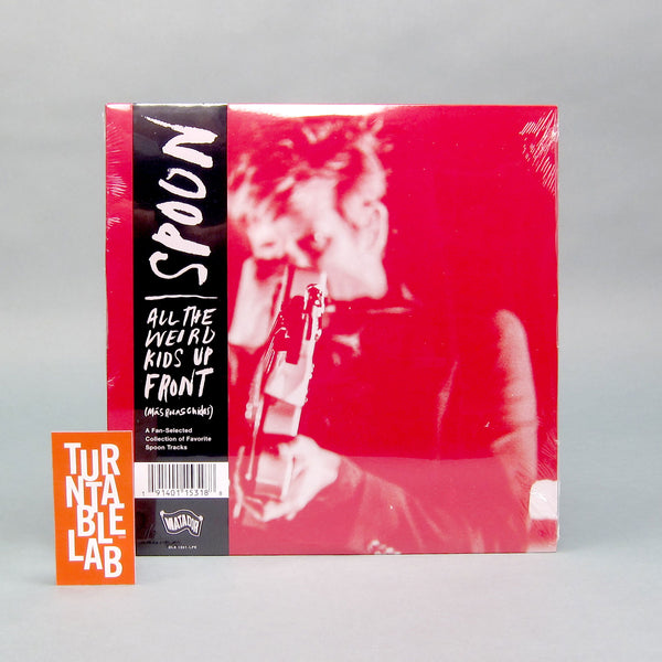 Spoon: All The Weird Kids Up Front (Más Rolas Chidas) Vinyl LP (Record Store Day)