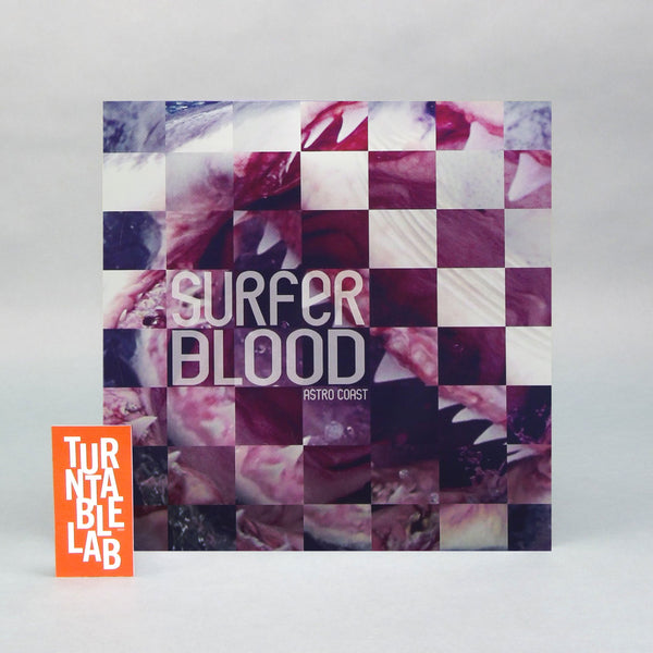 Surfer Blood: Astro Coast - 10th Anniversary Edition (Colored Vinyl) Vinyl 2LP (Record Store Day)
