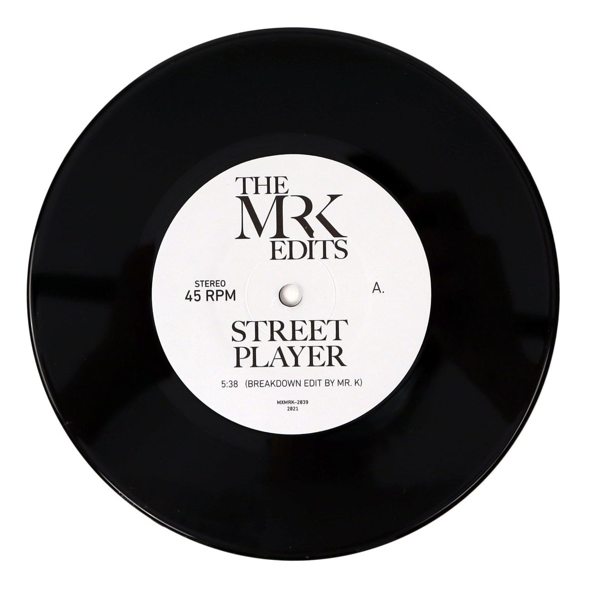 Rufus / James Brown: Street Player / Get Up Get Into It Get Involved (Mr. K Edits)