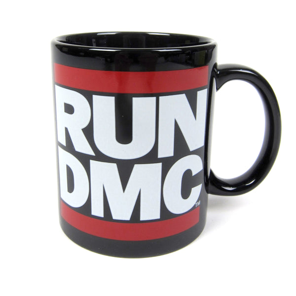 Run DMC: Box Logo Mug - Black