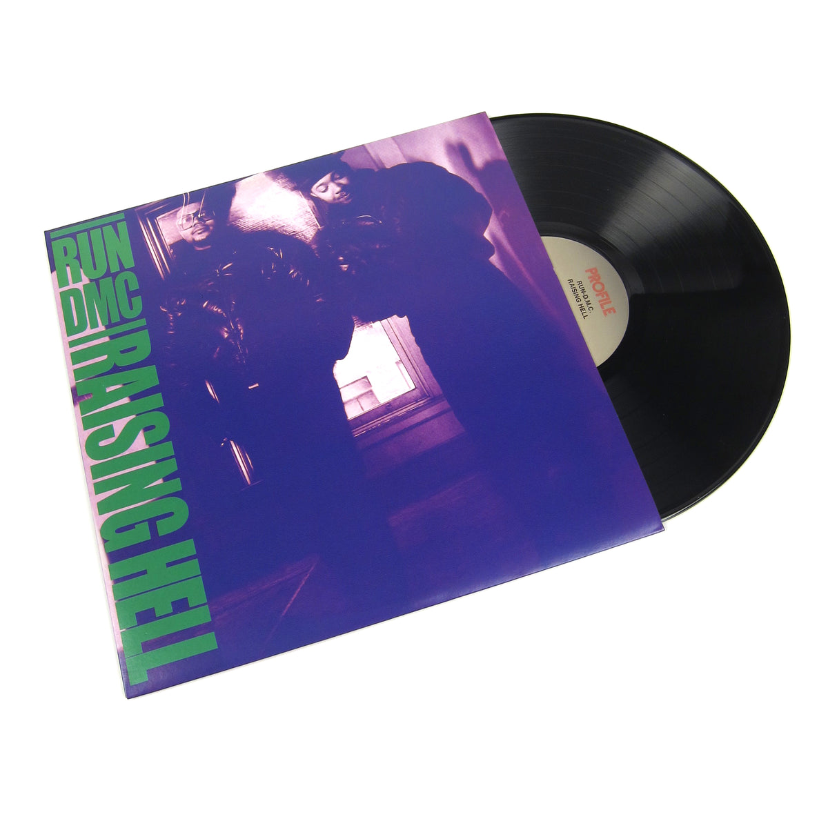 Run DMC: Raising Hell Vinyl LP