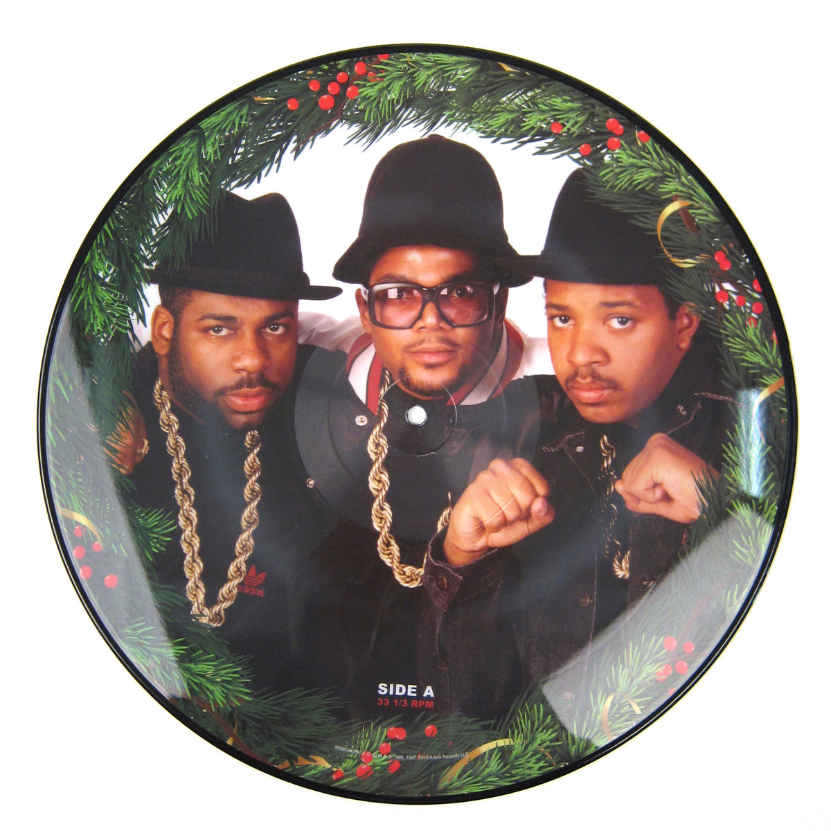 Run DMC: Christmas In Hollis Pic Disc Vinyl LP (Record Store Day)