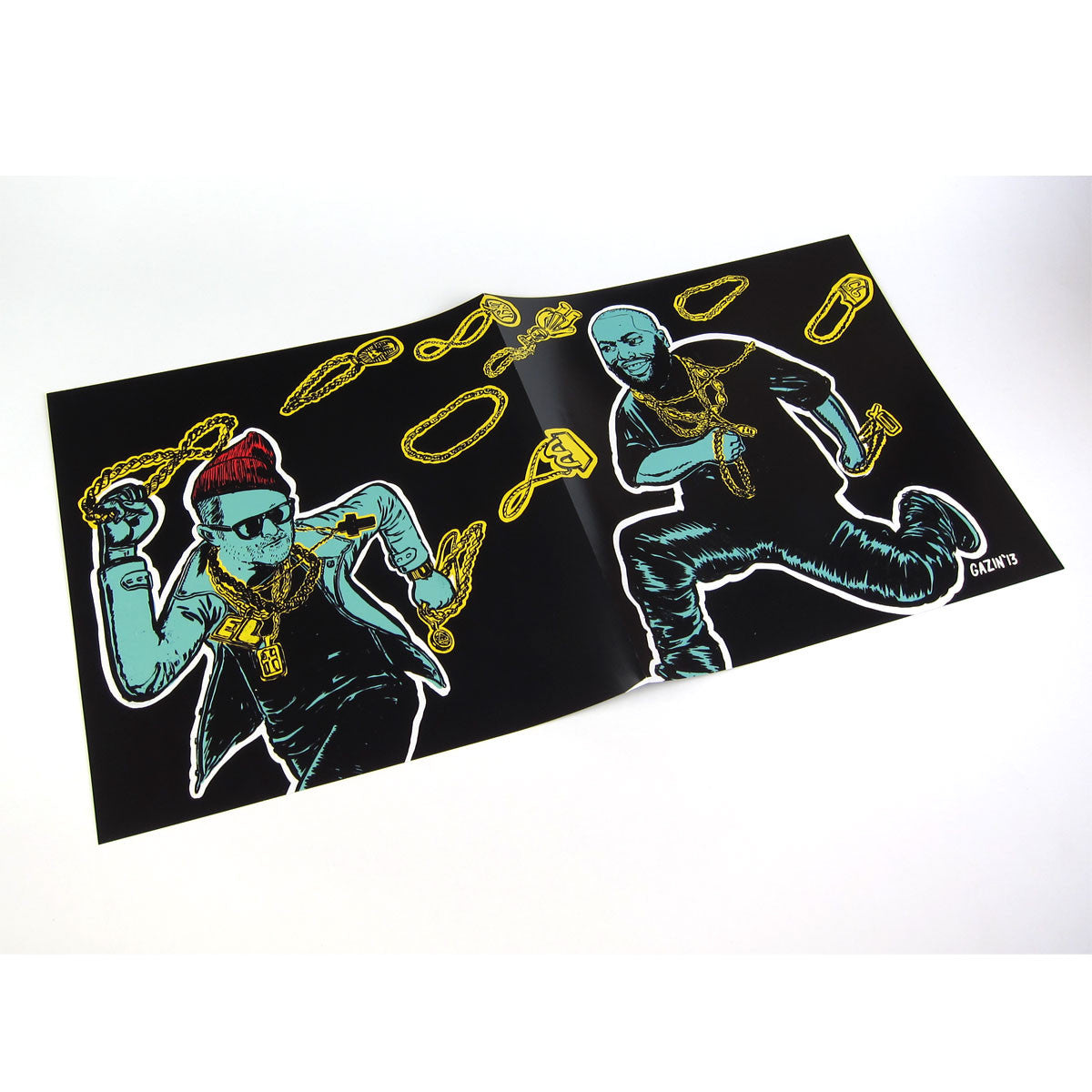 Run The Jewels: Run The Jewels (Colored Vinyl) Vinyl LP