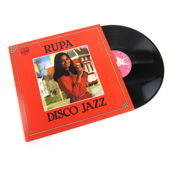Rupa: Disco Jazz Vinyl LP