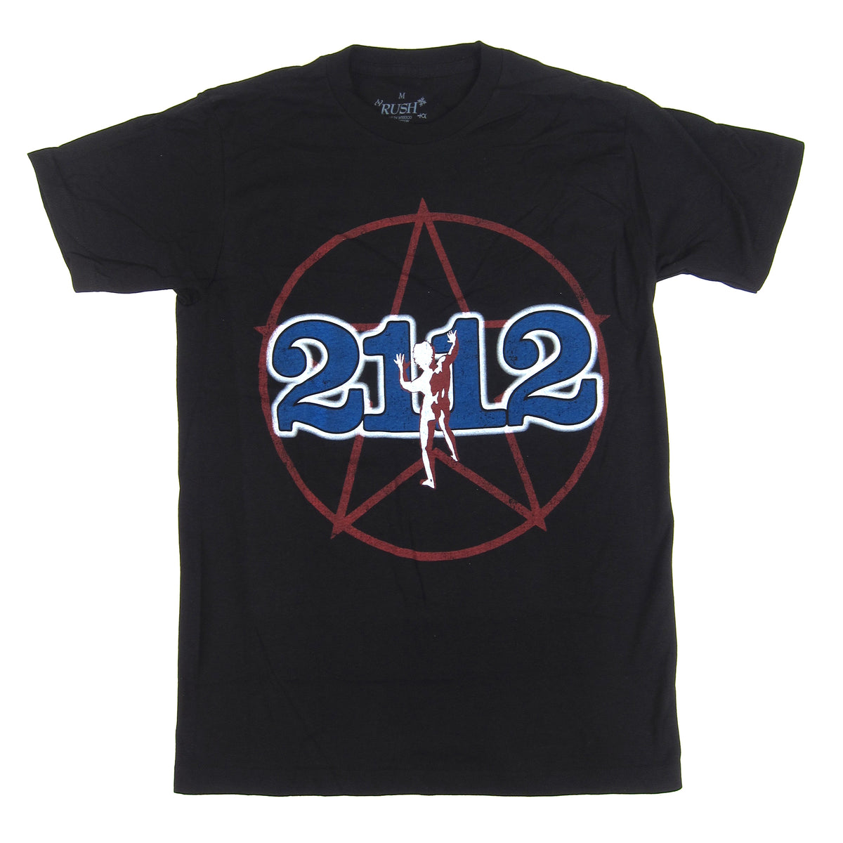 Rush: Starman 2112 Shirt - Black