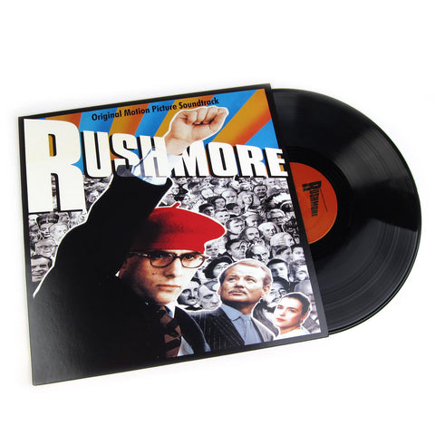Rushmore: Rushmore Original Motion Picture Soundtrack Vinyl LP