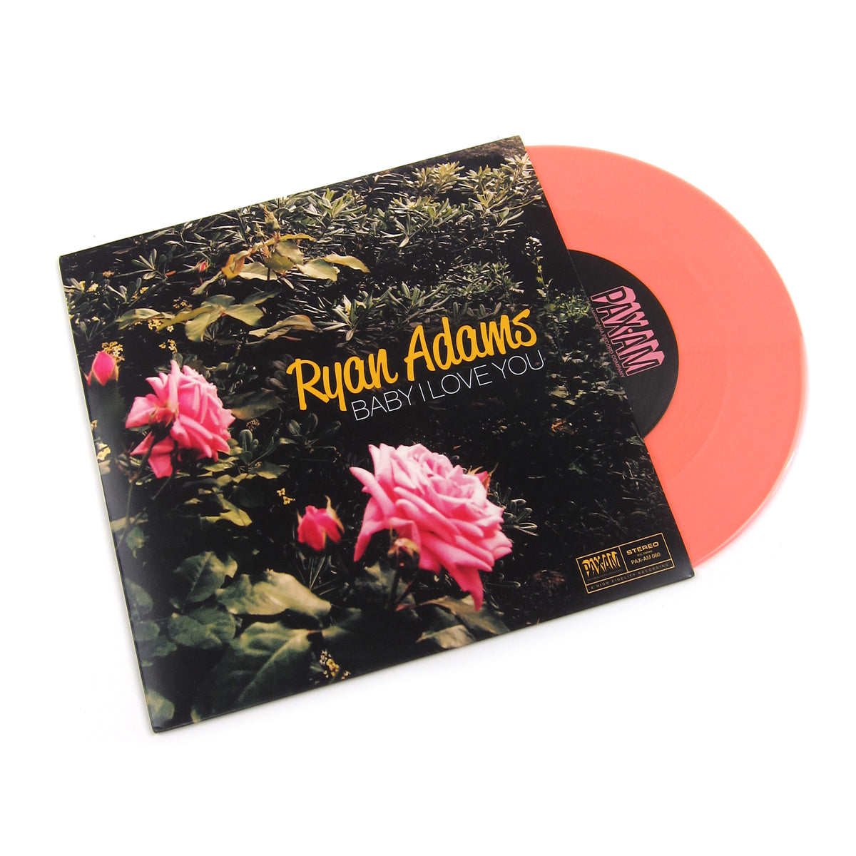 Ryan Adams: Baby I Love You (Colored Vinyl) Vinyl 7""