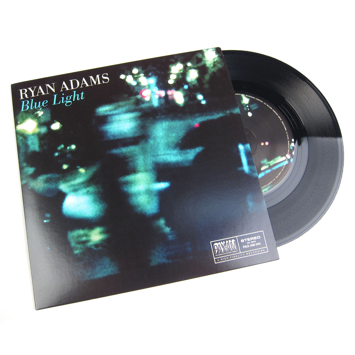 Ryan Adams: Blue Light Vinyl 7""