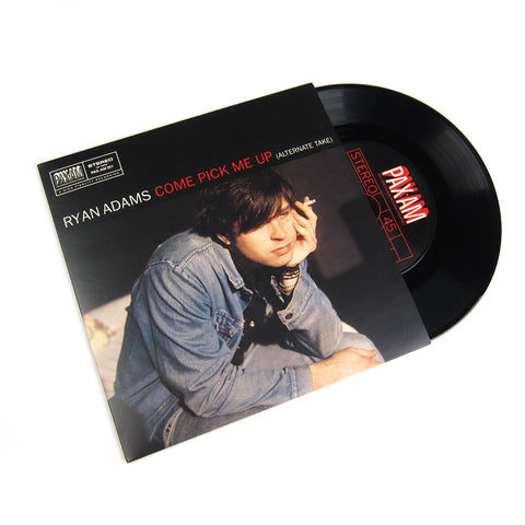 "Ryan Adams: Come Pick Me Up Vinyl 7"" (Record Store Day)"