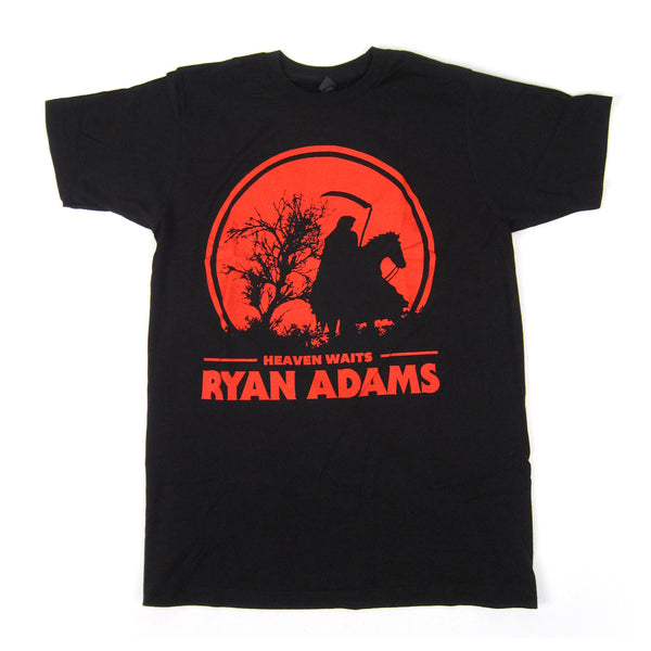 Ryan Adams: Horseman Shirt - Black
