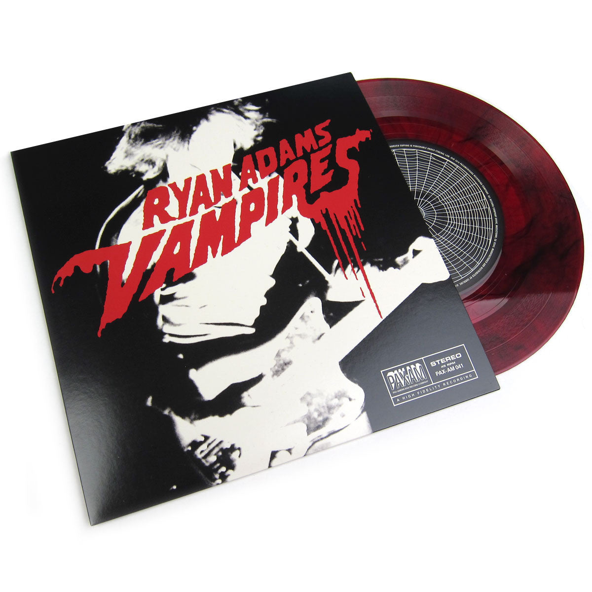 Ryan Adams: Vampires (Limited Edition) Vinyl 7""