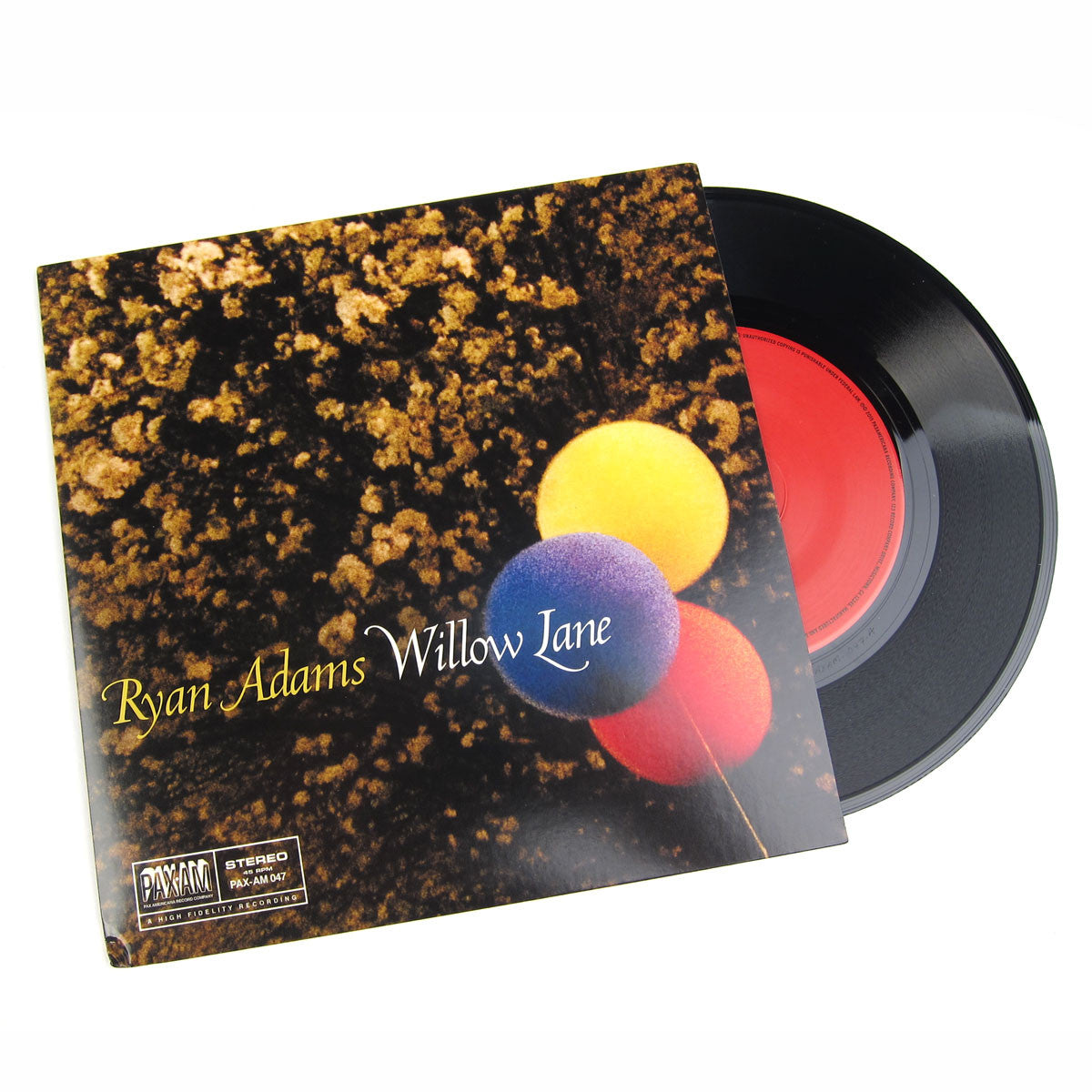 Ryan Adams: Willow Lane (Limited Edition) Vinyl 7""