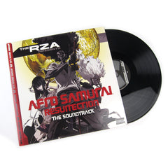 RZA: Afro Samurai The Resurrection The Soundtrack Vinyl 2LP