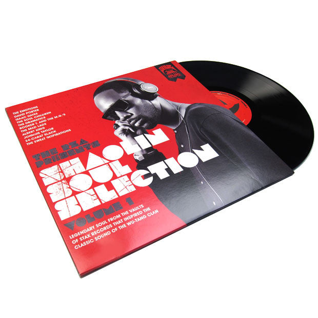 RZA: Shaolin Soul Collection Vol.1 3LP