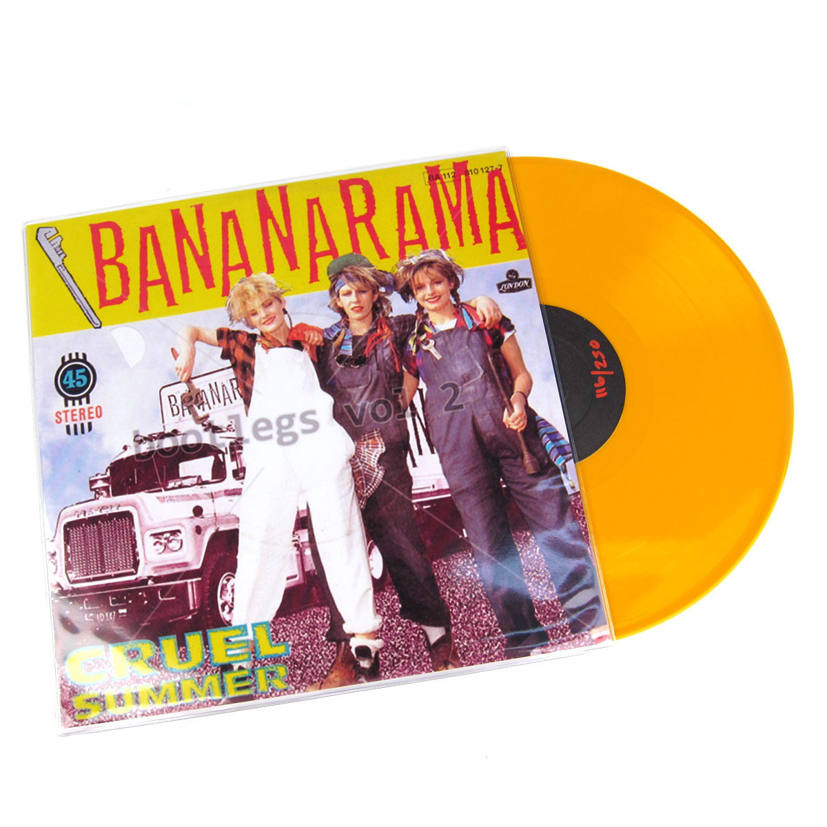 Sammy Bananas: Bootlegs Vol.2 (Colored Vinyl) Vinyl 12""