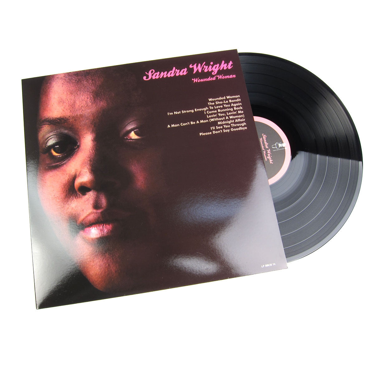 Sandra Wright: Wounded Woman (180g) Vinyl LP  (Record Store Day)