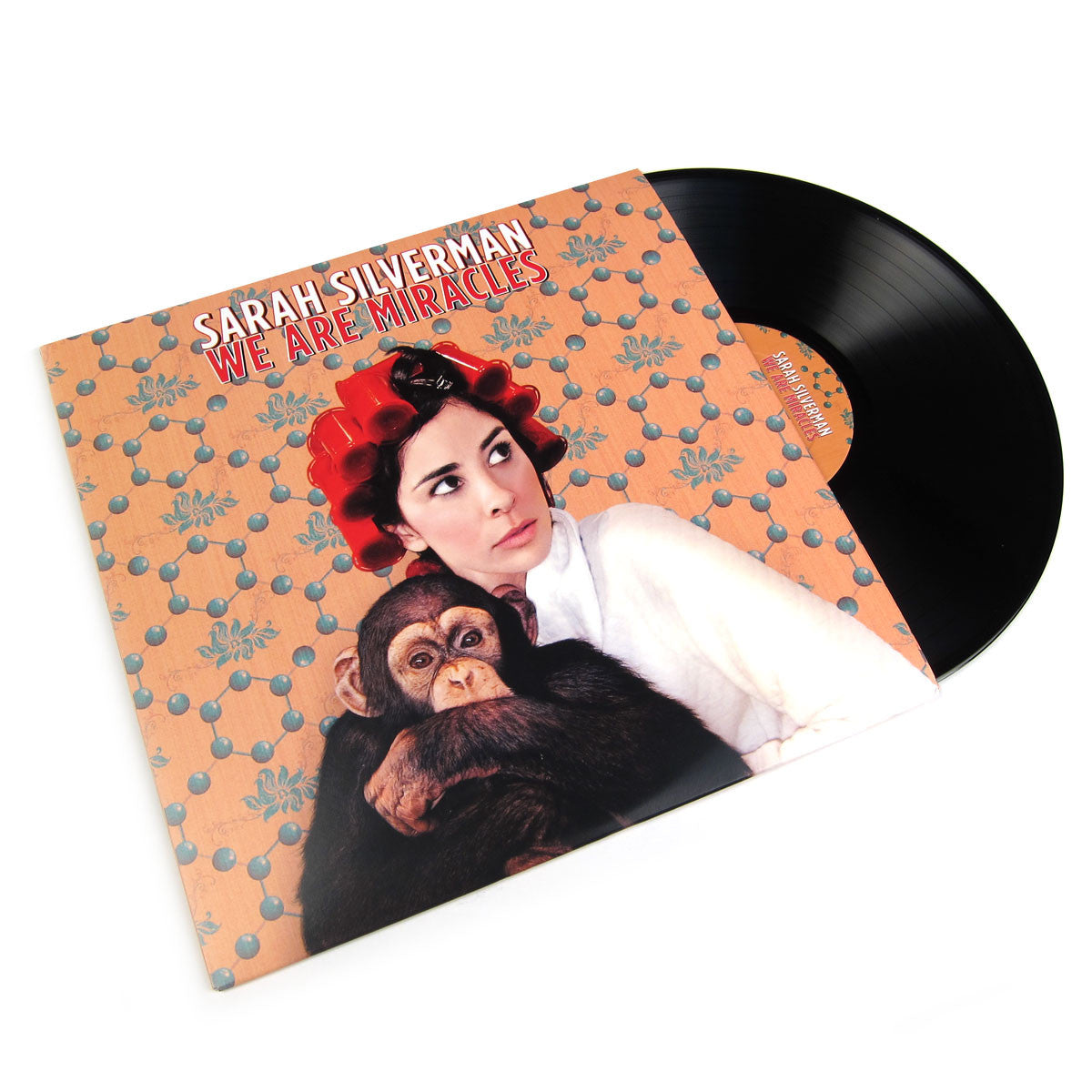 Sarah Silverman: We Are Miracles (Free MP3) Vinyl LP