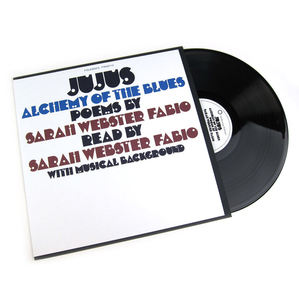 Sarah Webster Fabio: Jujus / Alchemy Of The Blues Vinyl LP