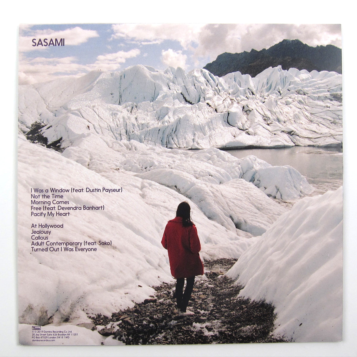 Sasami: Sasami (Indie Exclusive Colored Vinyl) Vinyl LP