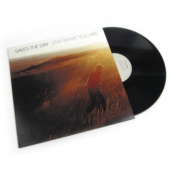 Saves the Day: Stay What You Are (180g) Vinyl LP