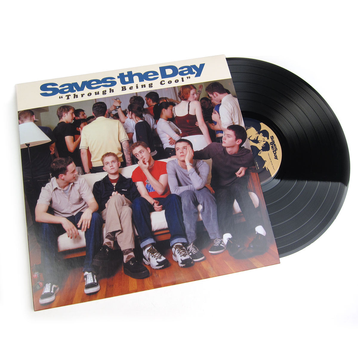 Saves The Day: Through Being Cool (180g) Vinyl LP