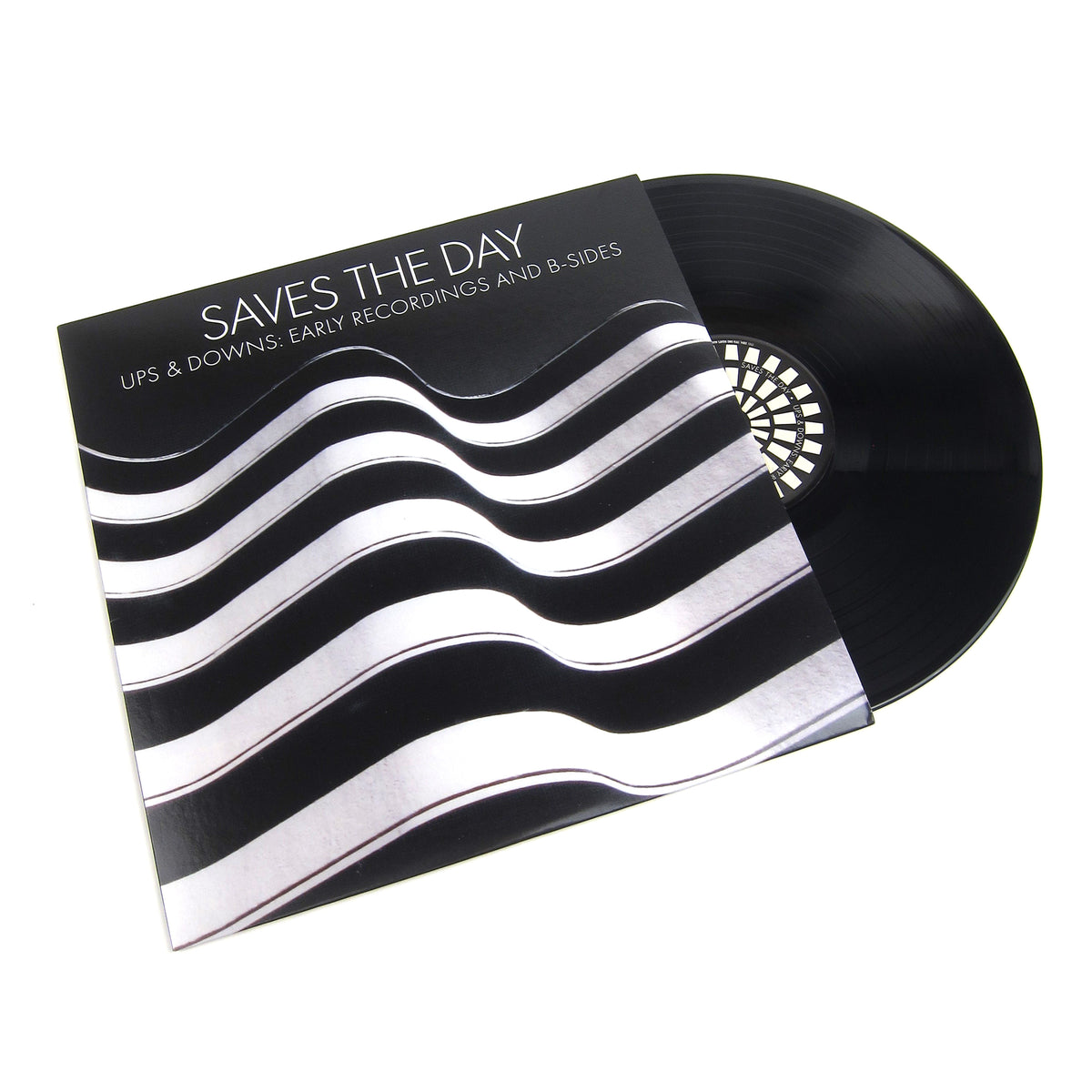 Saves The Day: Ups & Downs - Early Recordings And B-Sides (180g) Vinyl LP