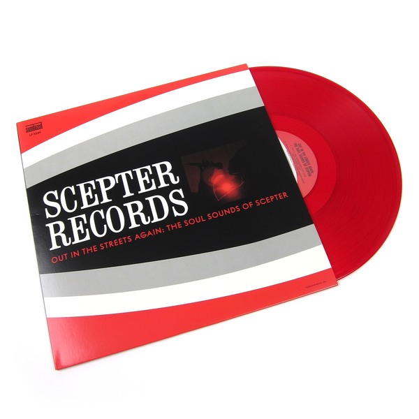 Scepter Records: Out In The Streets Again - The Soul Sounds Of Scepter (Colored Vinyl) Vinyl LP (Record Store Day)