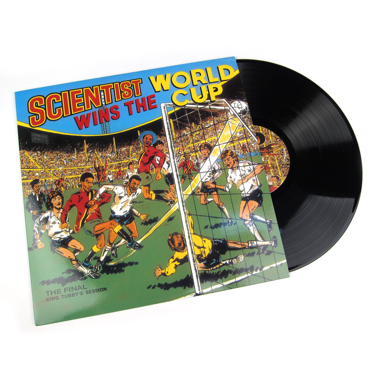 Scientist: Scientist Wins The World Cup Vinyl LP