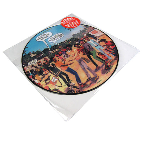 Roots Radics: Scientist Meets Roots Radics Pic Disc Vinyl LP (Record Store Day 2014)