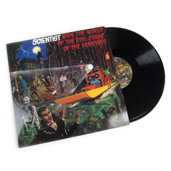 Scientist: Rids The World Of The Evil Curse Of The Vampires Vinyl LP