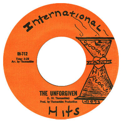 Scorpio And His People: The Unforgiven / Theme From The Movietown Sound 7""