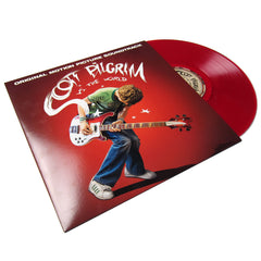 Scott Pilgrim vs. The World: Scott Pilgrim vs. The World Soundtrack (Colored Vinyl) LP