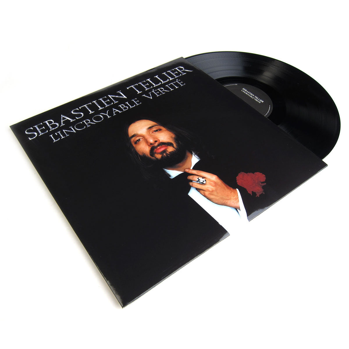 Sebastien Tellier: L'incroyable Verite (180g, Free MP3) Vinyl LP (Record Store Day 2014)