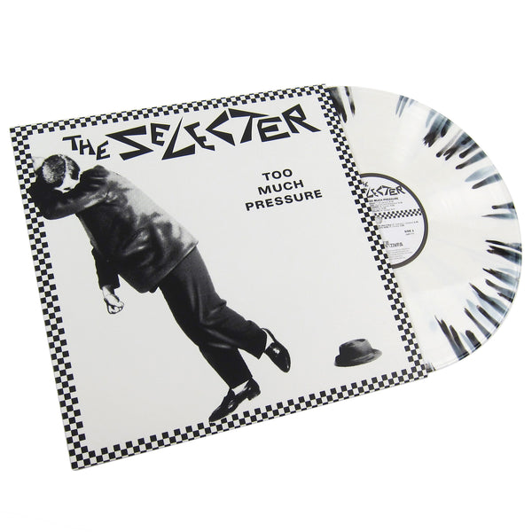 The Selecter: Too Much Pressure (Colored Vinyl) Vinyl LP