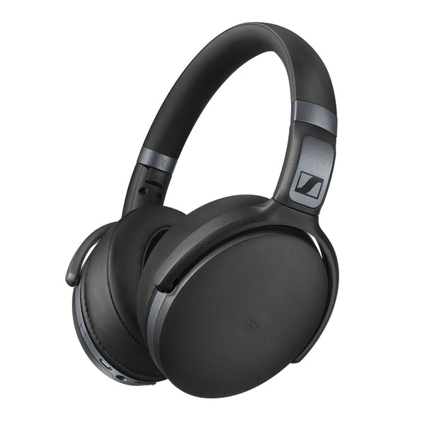 Sennheiser: HD 4.40 BT Bluetooth Headphones - Black