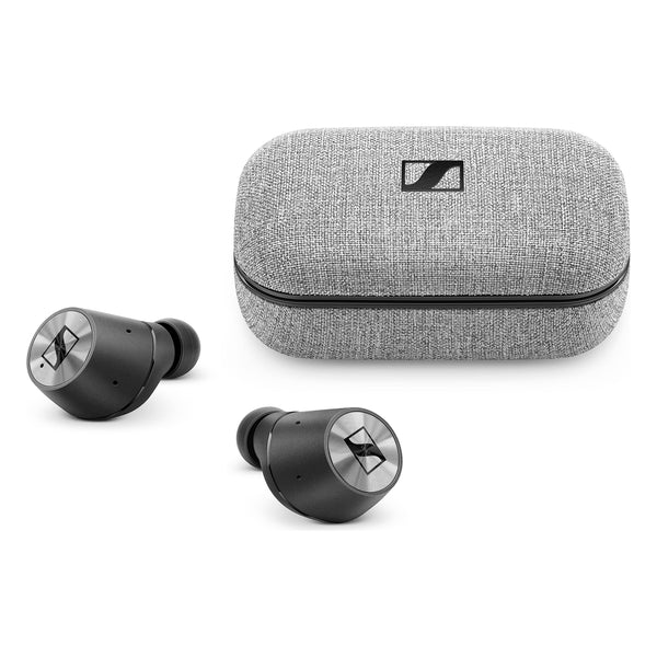 Sennheiser: Momentum True Wireless Earphones - Black (M3IETW)