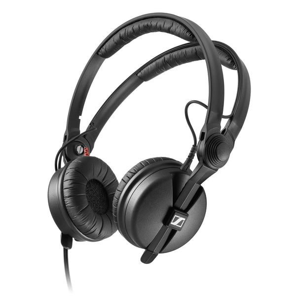 Sennheiser: HD25 Plus - DJ / Studio Headphones (2 Sets of Cables, 2 Sets of Earpads, Storage Pouch)