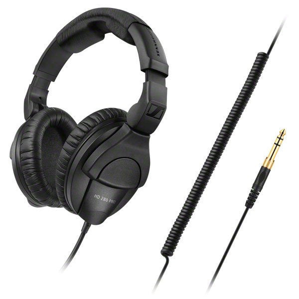 Sennheiser: HD 280 Pro Over-Ear Headphones