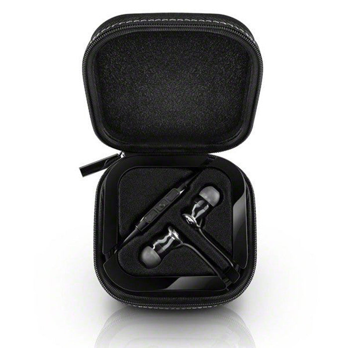 Sennheiser: Momentum 2.0 In-Ear Earphones (iPhone) - Black & Chrome