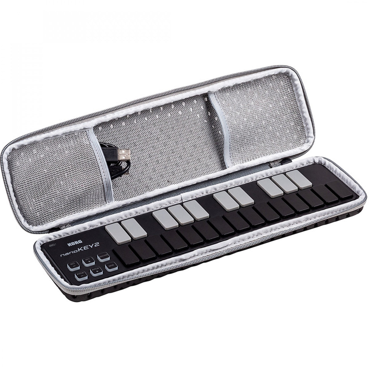 Korg: Sequenz Nano Case - Black / Grey