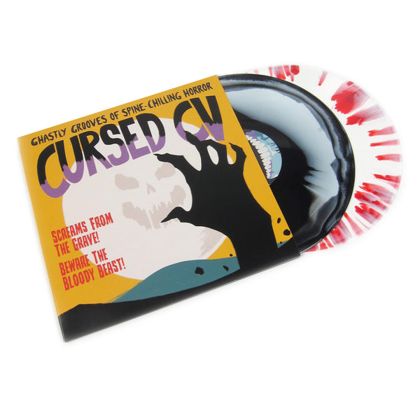 Serato: Cursed CV 1 - Screams From The Grave! (Colored Vinyl) Vinyl 2LP
