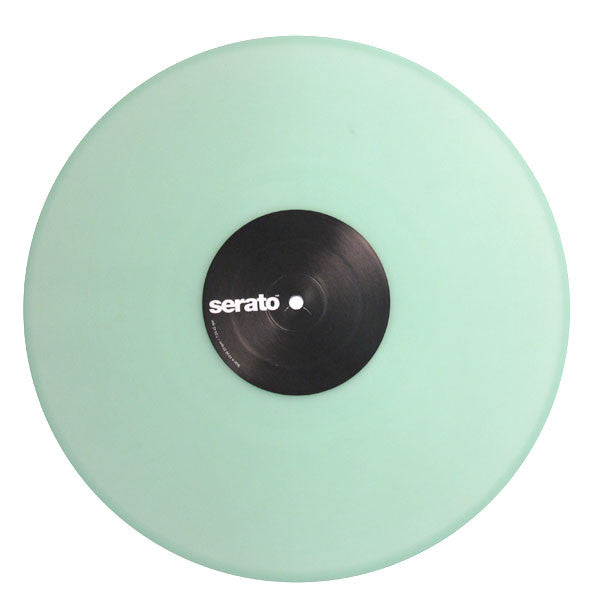 Serato: Performance Series Control Vinyl 2LP - Glow In The Dark solo