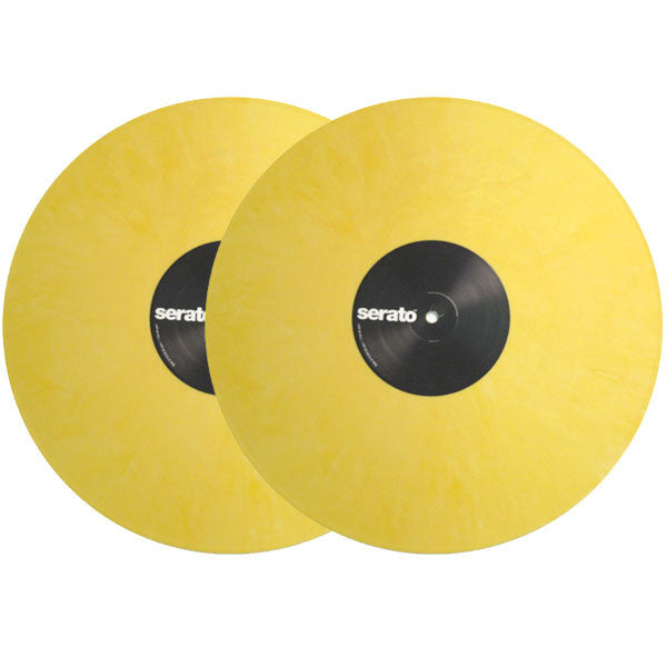 Serato: Performance Series Control Vinyl 2LP - Yellow