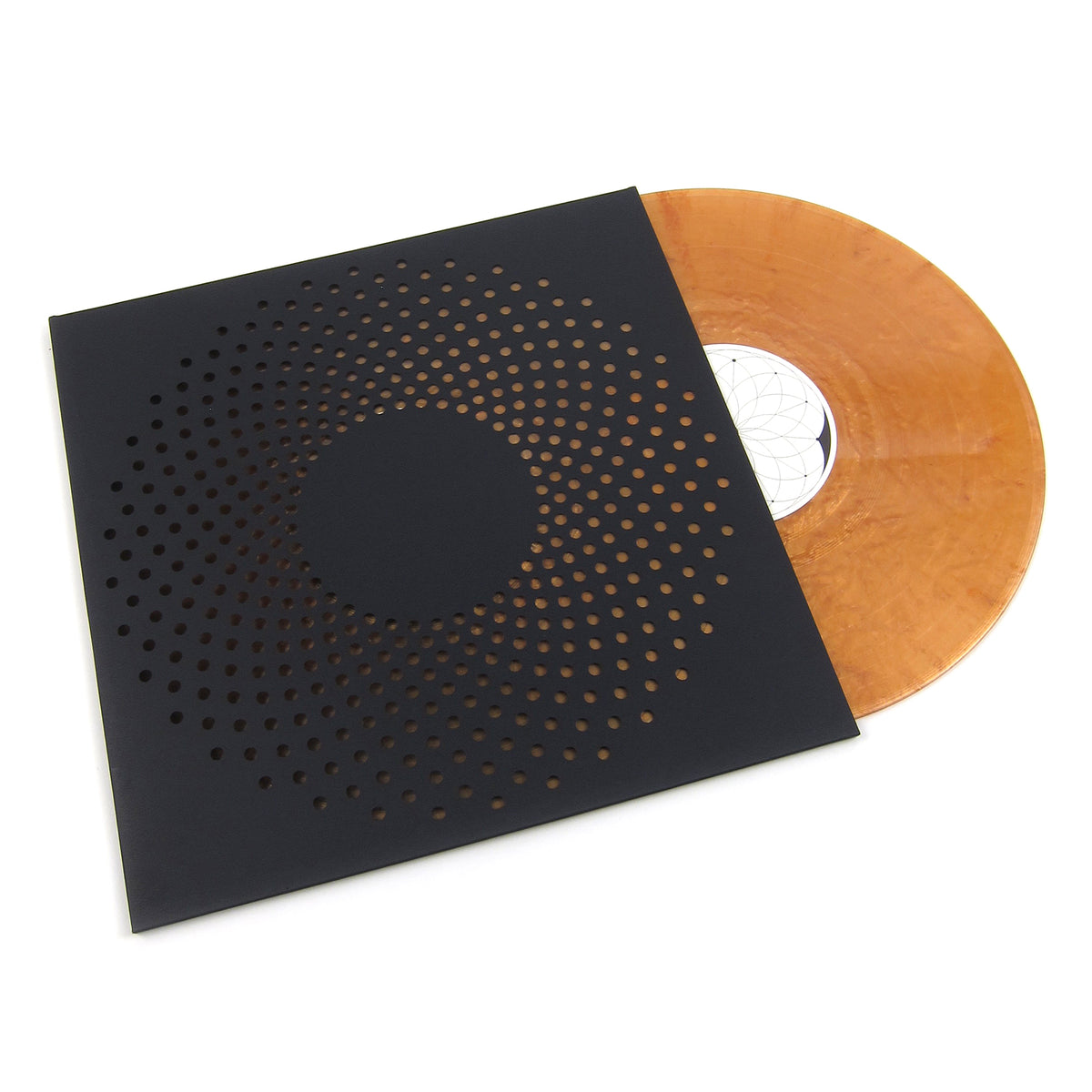 Serato: Sacred Geometry - Origin (Serato Control Vinyl, Colored Vinyl) Vinyl 2LP