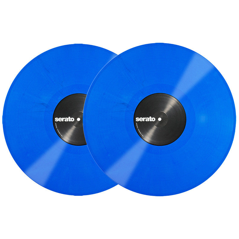 Serato: Performance Series Control Vinyl 2LP - Blue