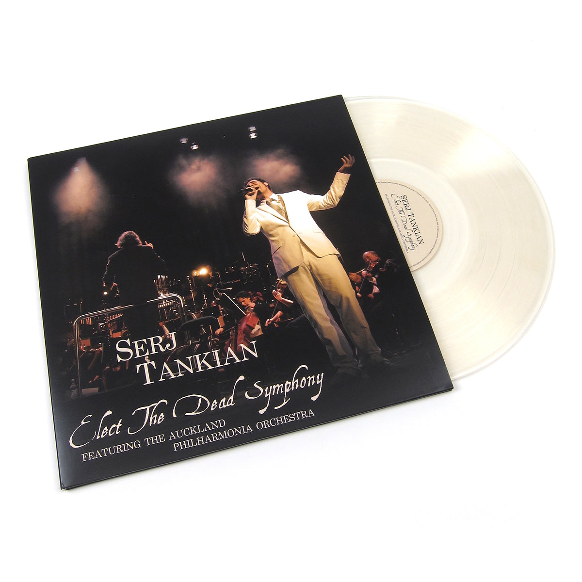 Serj Tankian: Elect The Dead Symphony (Music On Vinyl Colored Vinyl) Vinyl 2LP