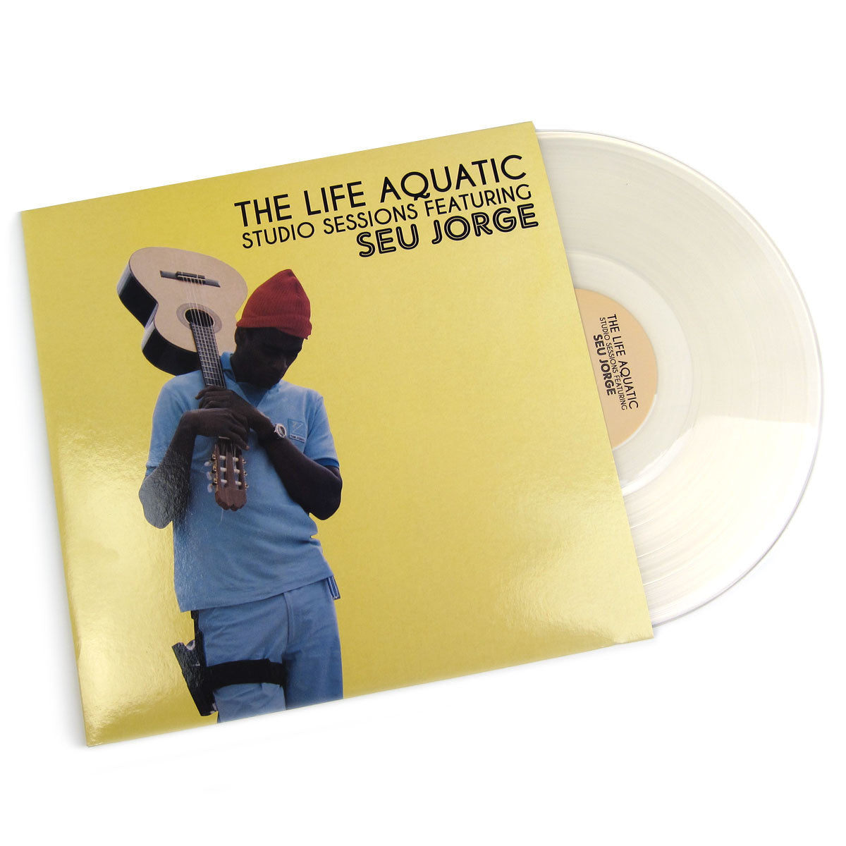 Seu Jorge: The Life Aquatic Studio Sessions (Colored Vinyl) Vinyl 2LP