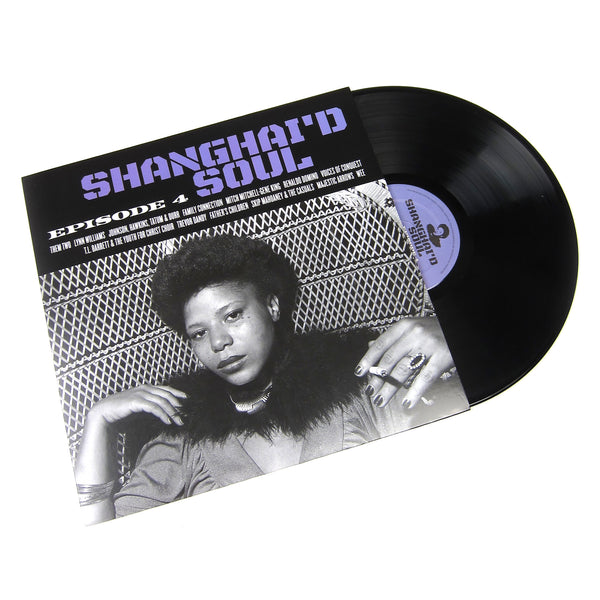 Numero Group: Shanghai'd Soul - Episode 4 Vinyl LP