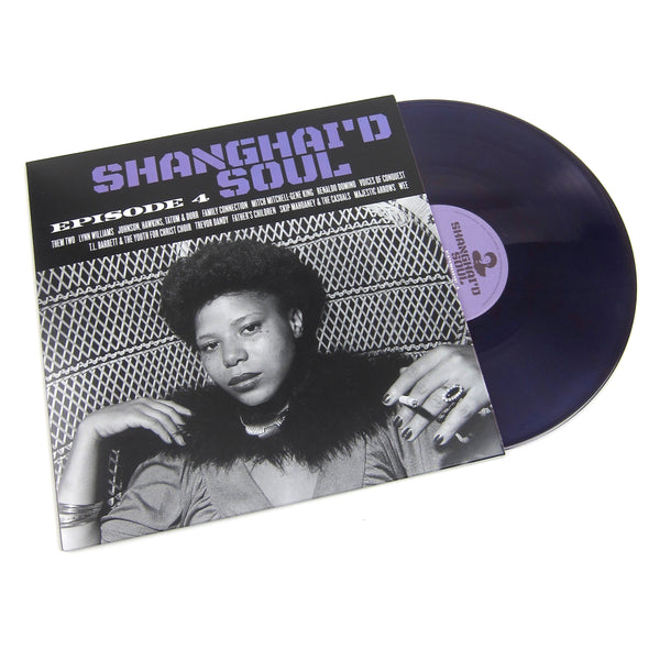Numero Group: Shanghai'd Soul - Episode 4 (Colored Vinyl) Vinyl LP